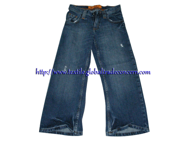 Gent's Denim Pant