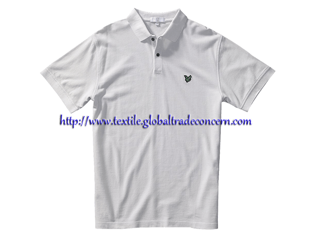 Gent's Half Sleve Polo Shirt